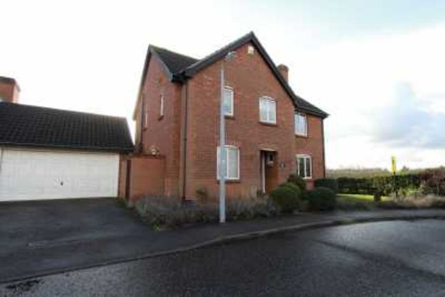 Thumbnail Detached house for sale in Bristol Close, Rayleigh