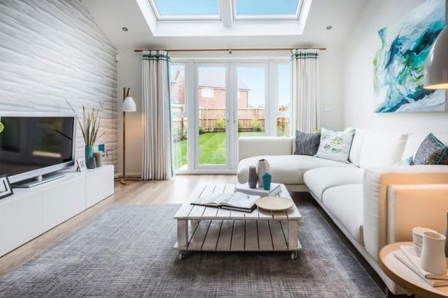 Thumbnail Semi-detached house to rent in Herringbone Road, Worsley, Manchester