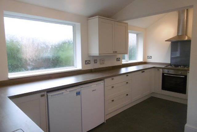 Thumbnail Bungalow to rent in Cromwell Road, Beeston