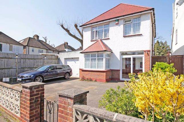 Thumbnail Property to rent in Luffman Road, London
