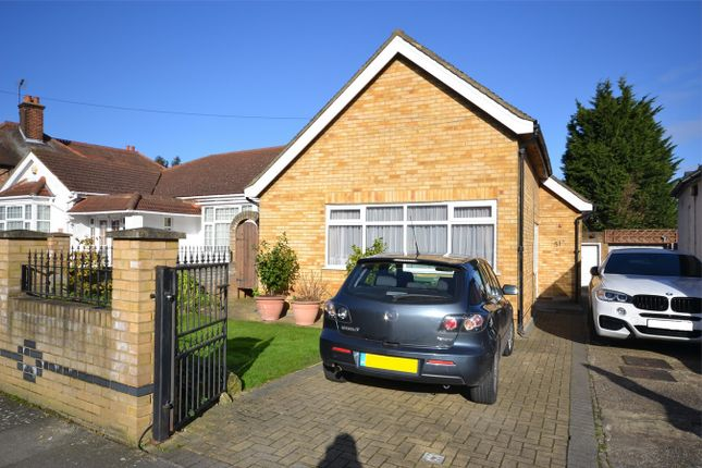 Thumbnail Detached bungalow for sale in District Road, Wembley, Middlesex