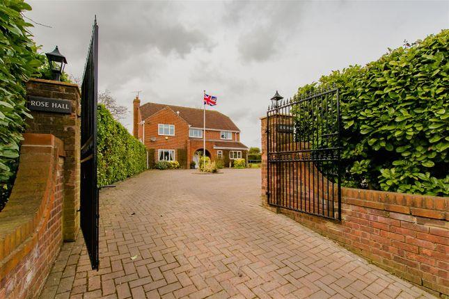 Entrance Gates of Washpool, Swindon SN5