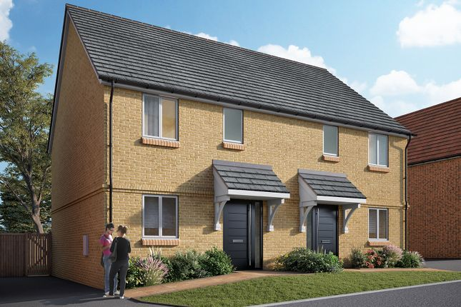 """3 bedroom semi-detached house for sale in """"The Minster"""" at Mill Road, Hailsham"""