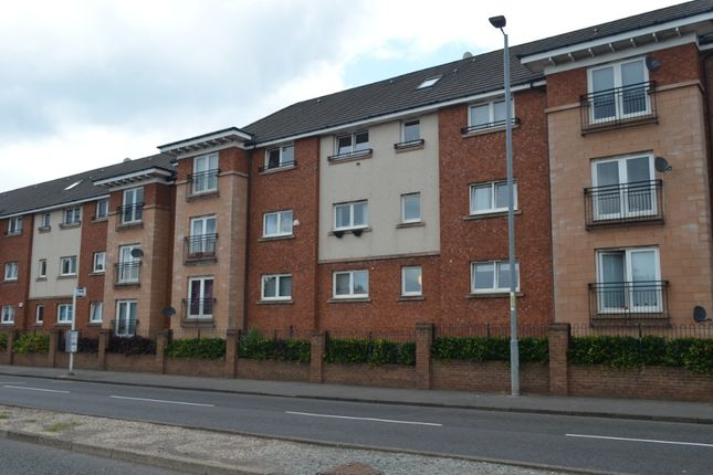 Thumbnail Flat for sale in Broad Cairn Court, Motherwell, North Lanarkshire