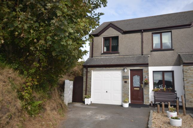 3 bed end terrace house for sale in Turnpike Quarry, Redruth