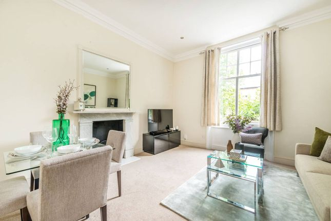 Thumbnail Flat to rent in Oxford Gardens, North Kensington