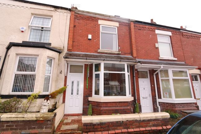 Thumbnail Terraced house for sale in Green Street, Hyde