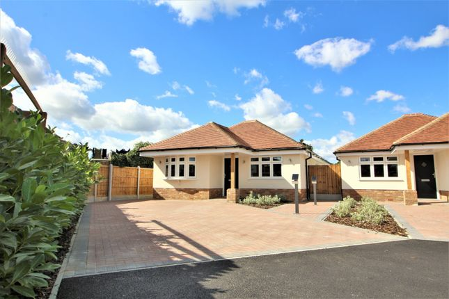 Thumbnail Detached bungalow for sale in Jersey Road, South Hornchurch
