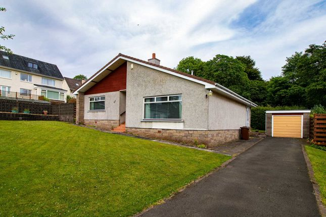 Thumbnail Bungalow for sale in Belmont Road, Kilmacolm