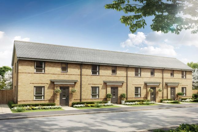 """2 bedroom terraced house for sale in """"Amber"""" at Hillside Green, Pinfold Crescent, Hattersley, Hyde"""