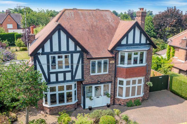 Thumbnail Detached house for sale in Parkcroft Road, West Bridgford