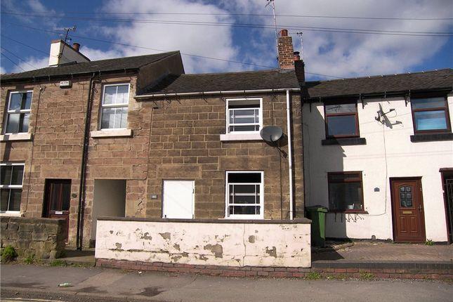 Front of Orchard Cottages, Nottingham Road, Belper DE56