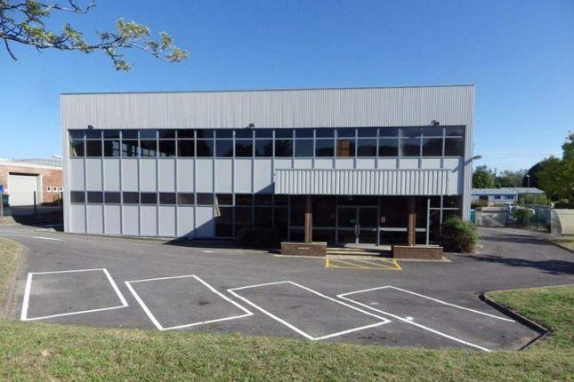 Thumbnail Light industrial to let in Racal Building, Basingstoke