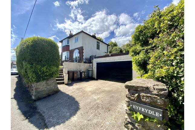 Thumbnail Detached house for sale in Gwespyr, Holywell