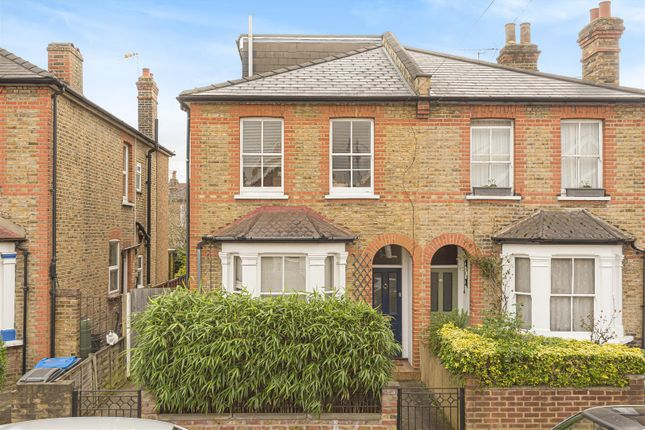 Thumbnail Semi-detached house for sale in Deacon Road, Kingston Upon Thames