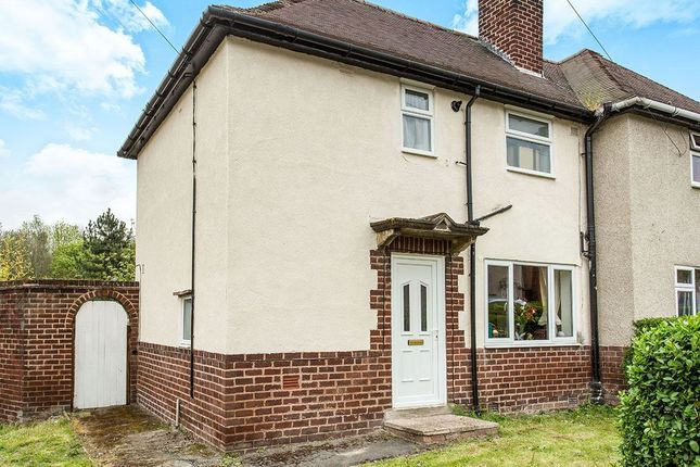 2 bed semi-detached house for sale in Walgrove Road, Walton, Chesterfield