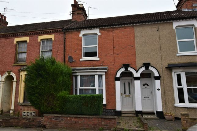 Thumbnail Terraced house to rent in Oliver Street, Northampton