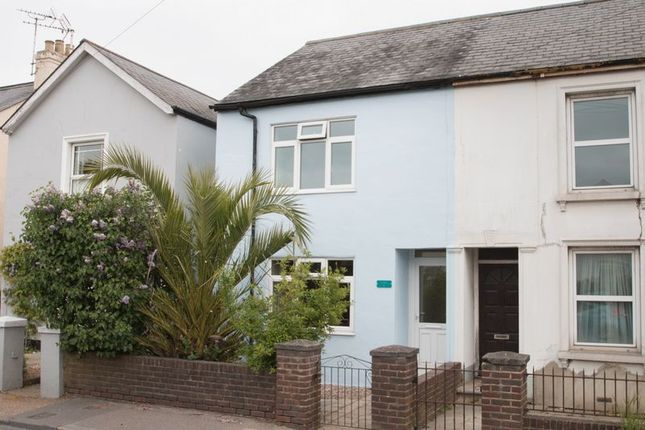 Thumbnail Semi-detached house for sale in Bognor Road, Chichester