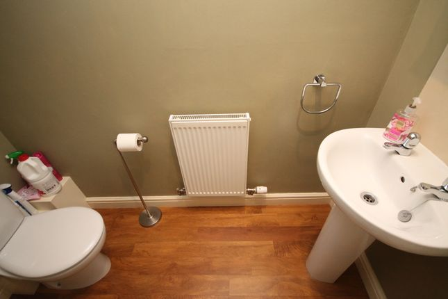 Downstairs WC of Jubilee Way, Todmorden OL14