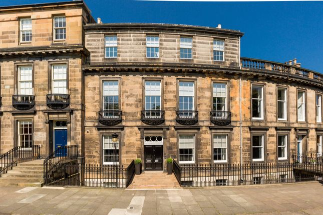 Thumbnail Town house for sale in Carlton Terrace, Edinburgh