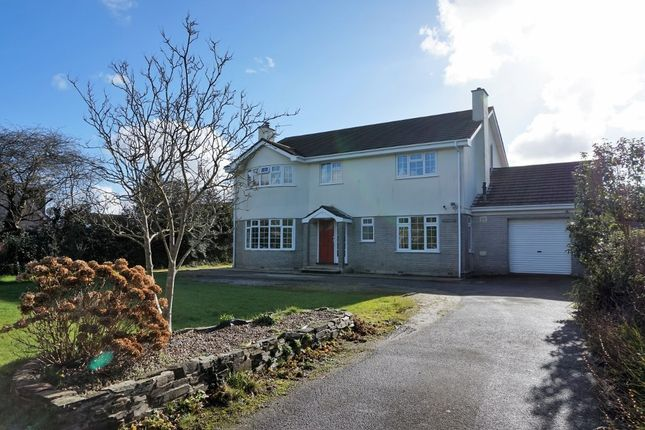 Thumbnail Detached house for sale in Chyvelah Road, Truro