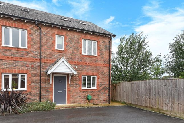 Thumbnail End terrace house for sale in Botley, West Oxford City