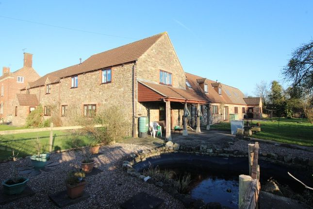 Thumbnail Barn conversion for sale in Stone, Berkeley, Gloucestershire