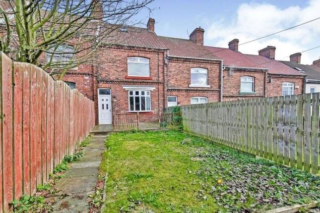Thumbnail Terraced house for sale in Ushaw Terrace, Ushaw Moor, Durham