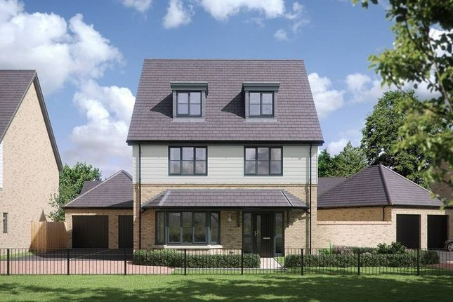 "Thumbnail Property for sale in ""The Temsey"" at Burlina Close, Whitehouse, Milton Keynes"