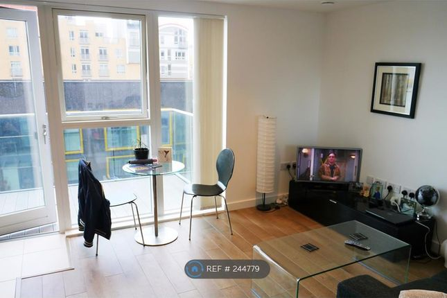 Studio to rent in Bessemer Place, London
