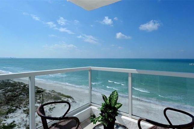 Thumbnail Town house for sale in 1000 Longboat Club Rd #601, Longboat Key, Florida, 34228, United States Of America