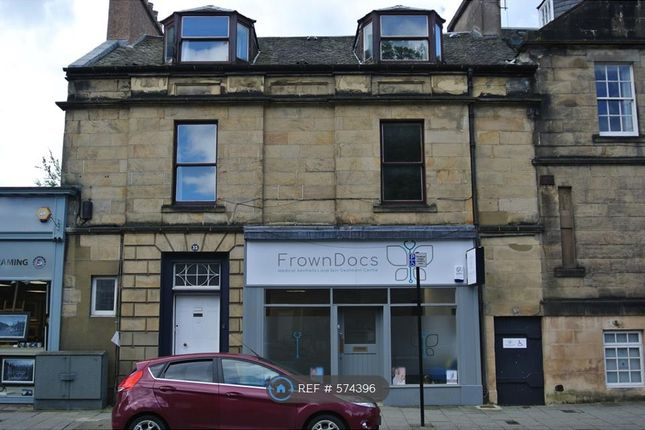 Thumbnail Terraced house to rent in Dumbarton Road, Stirling