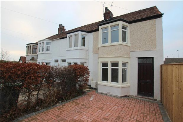 Thumbnail Property to rent in School Road, Blackpool