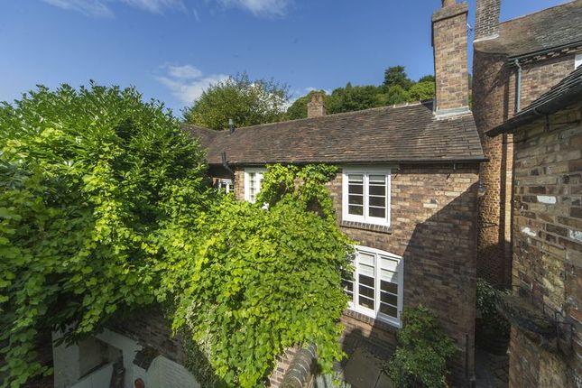 Thumbnail Detached house for sale in Severn Bank, Ironbridge, Telford, Shropshire