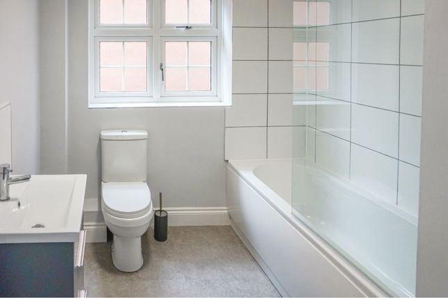 Bathroom of Leedhams Croft, Walton-On-Trent, Swadlincote DE12