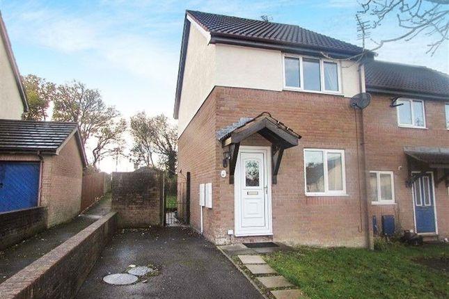 Thumbnail Property to rent in Banc Yr Allt, Bridgend