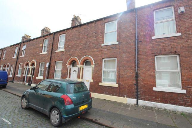 Main Page of Colville Terrace, Carlisle, Cumbria CA2
