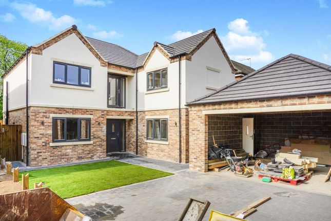 Thumbnail Detached house for sale in Merchants Fold Off Hallcroft Road, Retford