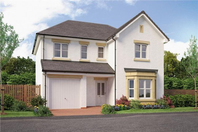 "Thumbnail Detached house for sale in ""Calder Det"" at Monifieth"