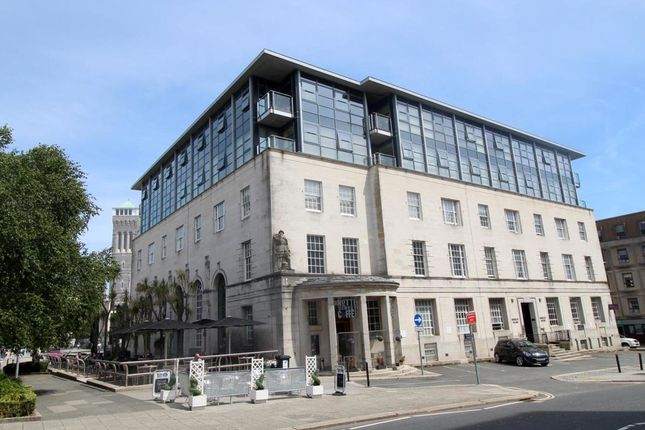 2 bed flat for sale in Princess Street, Plymouth