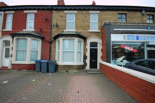 Devonshire Road, Blackpool FY3