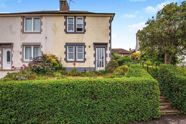 Thumbnail Semi-detached house for sale in Elmfield Park, Dalkeith