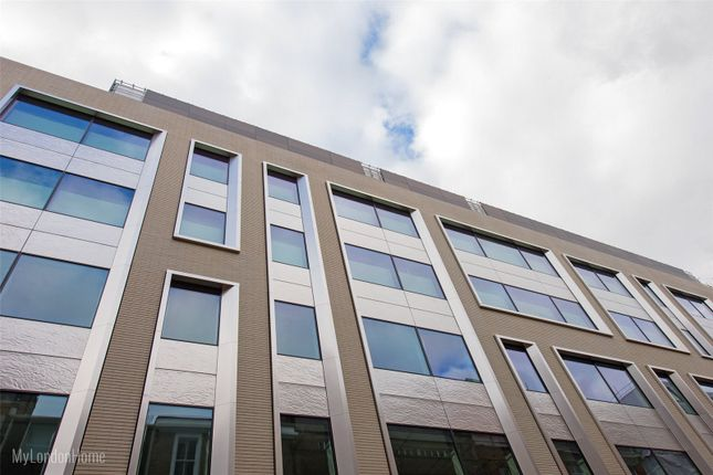 Thumbnail Flat for sale in Rathbone Square, Evelyn Yard, Fitzrovia, London