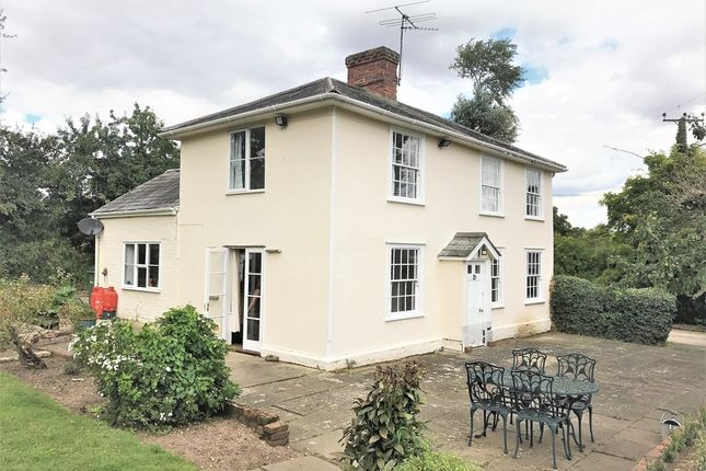 Thumbnail Detached house to rent in Church Road, Wickham St. Paul, Halstead