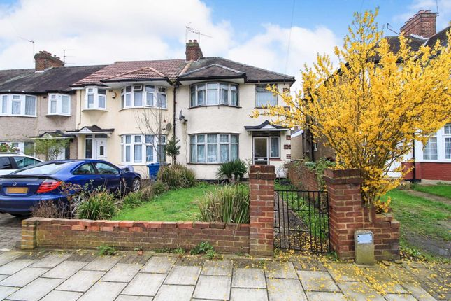 Thumbnail End terrace house for sale in Southdown Crescent, South Harrow, Harrow