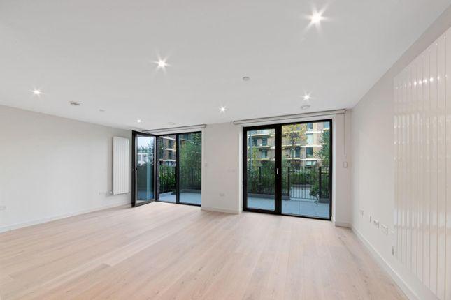 Studio for sale in John Cabot House, Royal Wharf E16