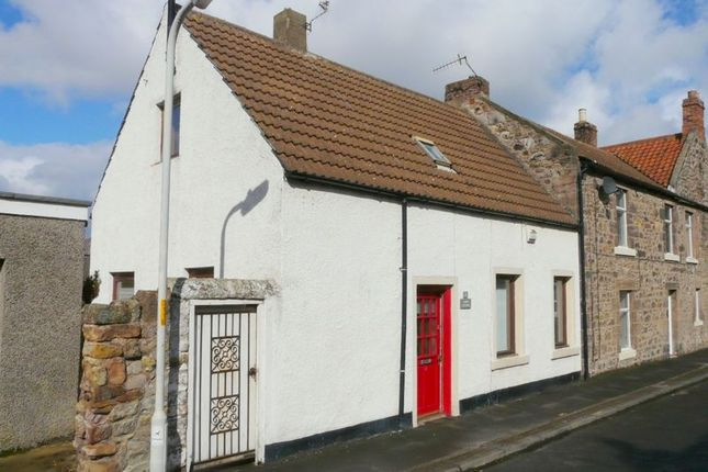 Thumbnail Semi-detached house for sale in Albert Road, Spittal, Berwick-Upon-Tweed