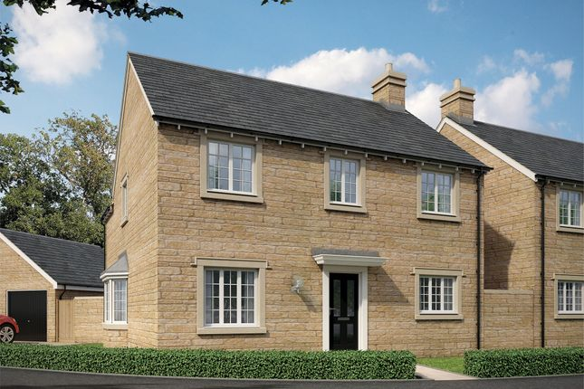 Thumbnail Detached house for sale in The Cam, Cotswold Gate, Burford Road, Chipping Norton, Chipping Norton