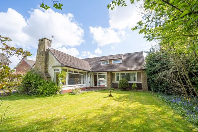 Thumbnail Detached bungalow for sale in Foxhouse Lane, Maghull, Liverpool