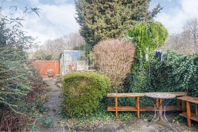 Rear Garden of Brookside Avenue, Coventry CV5